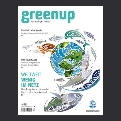 greenup Magazin Ausgabe 02 2017