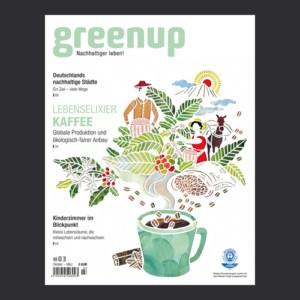 greenup Magazin Ausgabe 03 2017