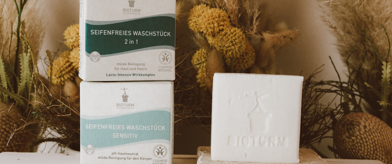 Zertifizierte Naturkosmetik mit wirkungsvollen Inhaltsstoffen